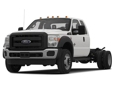 2013 Ford F-550 Super Duty for sale in Waterford, MI