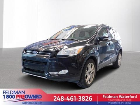 2015 Ford Escape for sale in Waterford, MI