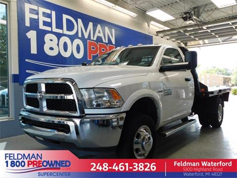 2018 RAM Ram Chassis 3500 for sale in Waterford, MI