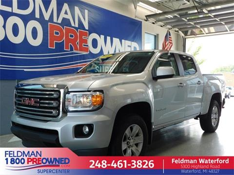 2016 GMC Canyon for sale in Waterford, MI
