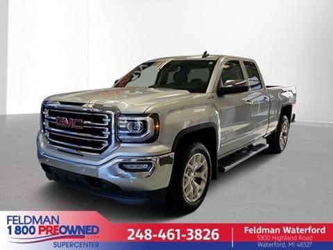 2016 GMC Sierra 1500 for sale in Waterford, MI