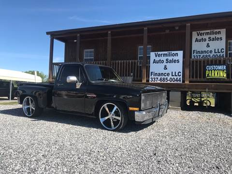 1986 GMC C/K 1500 Series for sale in Erath, LA