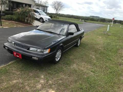 1992 Infiniti M30 For Sale In Florida