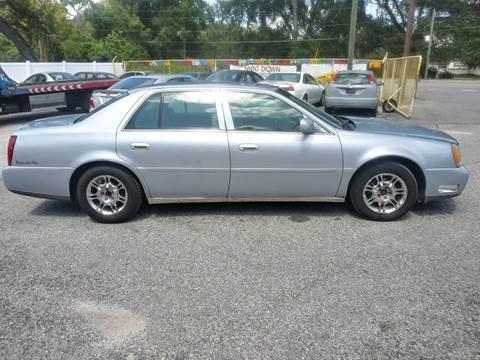 2005 Cadillac DeVille for sale in Zephyrhills, FL