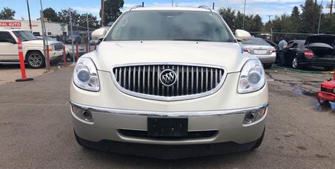 2010 Buick Enclave for sale at Wheelz Motors LLC in Denver CO