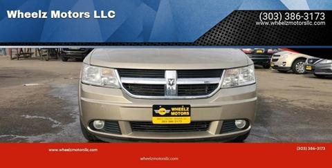 2009 Dodge Journey for sale at Wheelz Motors LLC in Denver CO