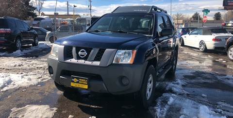 2008 Nissan Xterra for sale at Wheelz Motors LLC in Denver CO