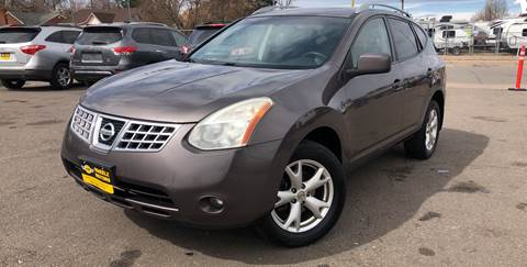 2009 Nissan Rogue for sale at Wheelz Motors LLC in Denver CO