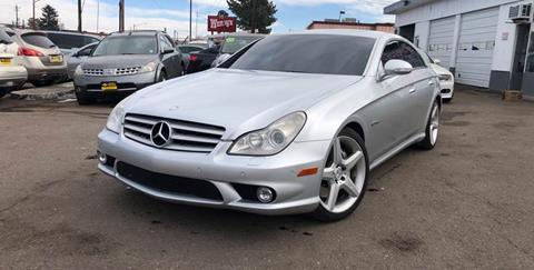 2008 Mercedes-Benz CLS for sale at Wheelz Motors LLC in Denver CO