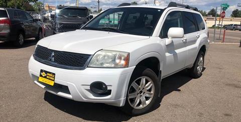 2011 Mitsubishi Endeavor for sale at Wheelz Motors LLC in Denver CO