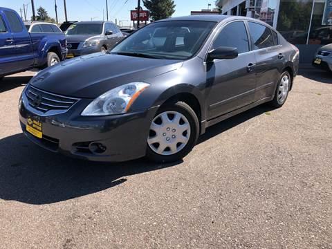 2010 Nissan Altima for sale at Wheelz Motors LLC in Denver CO