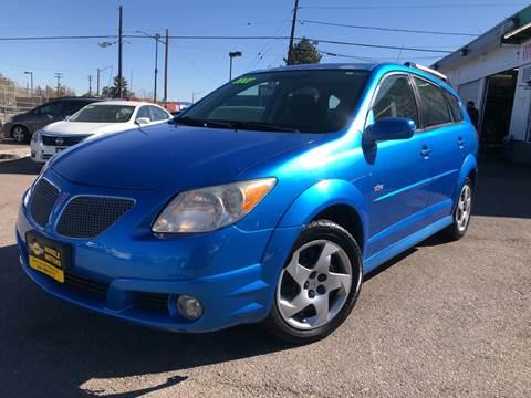 2007 Pontiac Vibe for sale at Wheelz Motors LLC in Denver CO