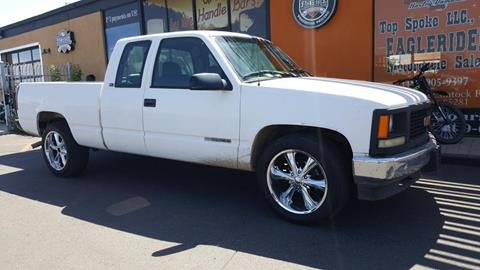 1996 GMC Sierra 2500 for sale in Tempe, AZ