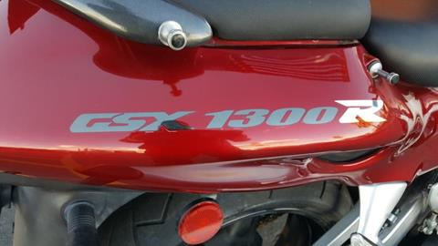 2000 Suzuki Hayabusa
