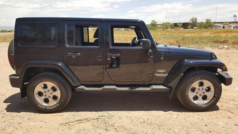2013 Jeep Wrangler Unlimited for sale in Tempe, AZ