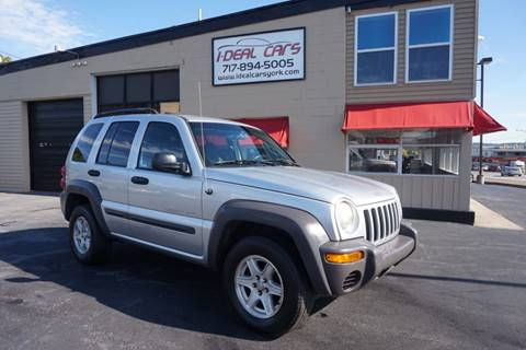 2003 Jeep Liberty for sale in York, PA