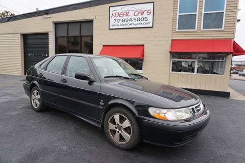 2002 Saab 9-3 for sale in York, PA