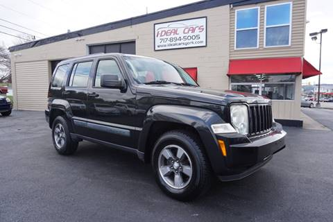 2008 Jeep Liberty for sale in York, PA