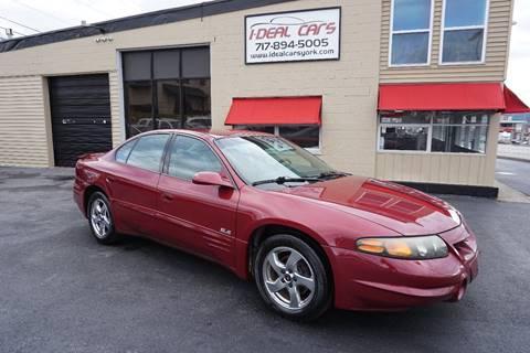 2003 Pontiac Bonneville for sale in York, PA