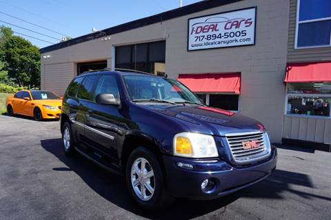 2007 GMC Envoy for sale in York, PA