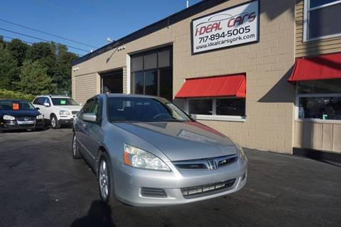 2007 Honda Accord for sale in York, PA