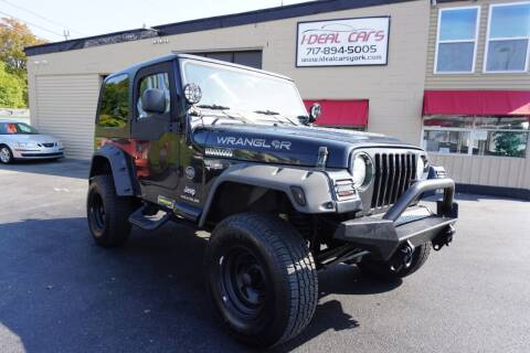 2005 Jeep Wrangler for sale at I-Deal Cars LLC in York PA