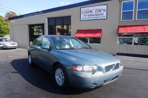 2004 Volvo S60 for sale at I-Deal Cars LLC in York PA