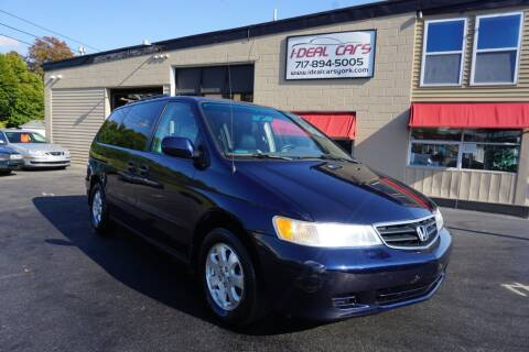 2003 Honda Odyssey for sale at I-Deal Cars LLC in York PA