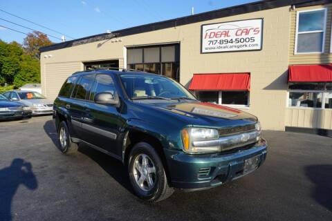 2005 Chevrolet TrailBlazer for sale at I-Deal Cars LLC in York PA