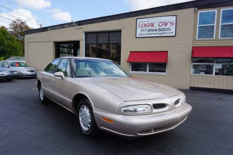 1999 Oldsmobile Eighty-Eight for sale at I-Deal Cars LLC in York PA