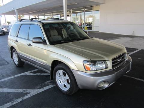 2003 Subaru Forester for sale in Sacramento, CA