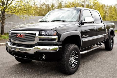 2006 GMC Sierra 2500HD for sale in Portland, OR