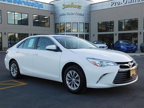 2017 Toyota Camry For Sale In Salt Lake City, UT