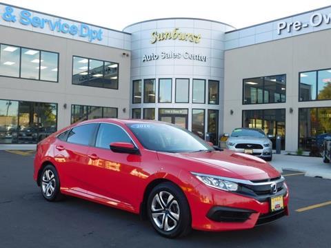 2016 Honda Civic For Sale In Salt Lake City, UT
