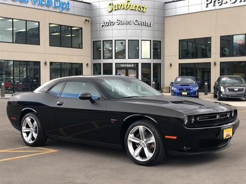 2018 Dodge Challenger for sale in Salt Lake City, UT