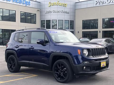 2018 Jeep Renegade for sale in Salt Lake City, UT