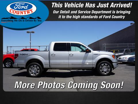 2012 Ford F-150 for sale in Henderson, NV