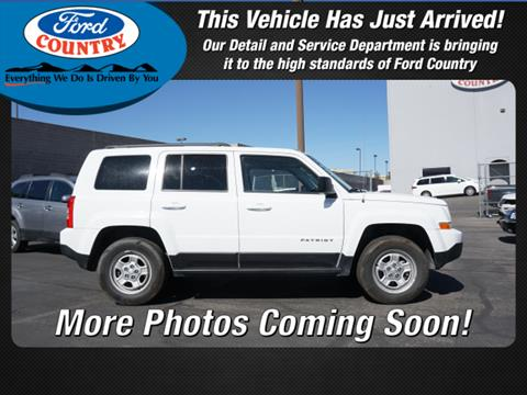 2015 Jeep Patriot for sale in Henderson, NV