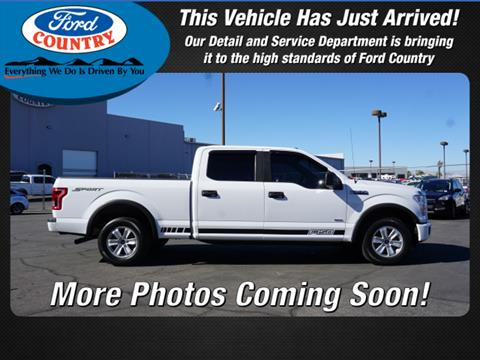 2016 Ford F-150 for sale in Henderson, NV