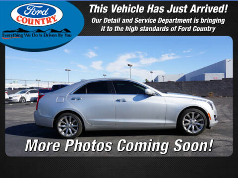 2017 Cadillac ATS for sale in Henderson, NV