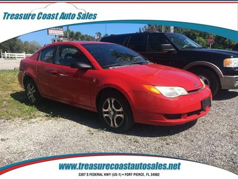 2005 Saturn Ion for sale in Fort Pierce, FL