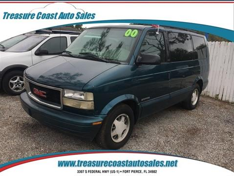 2000 GMC Safari for sale in Fort Pierce, FL