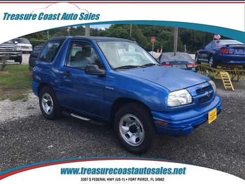2000 Suzuki Vitara for sale in Fort Pierce, FL