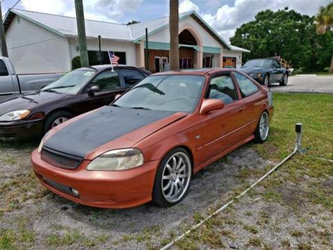 1999 Honda Civic for sale in Fort Pierce, FL