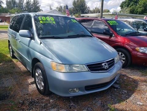 2004 Honda Odyssey for sale in Fort Pierce, FL
