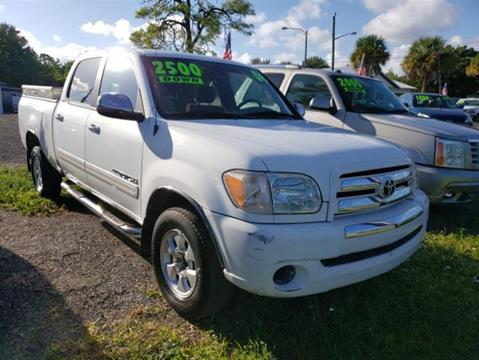 Vero Beach Toyota >> 2006 Toyota Tundra For Sale In Fort Pierce Fl