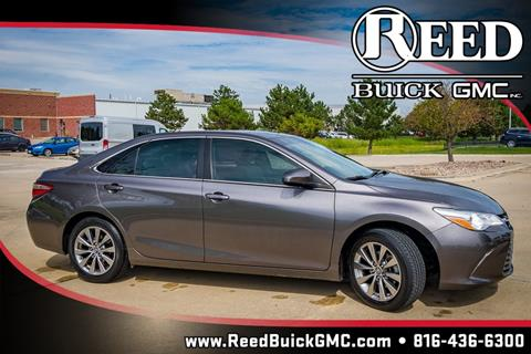2017 Toyota Camry for sale in Kansas City, MO