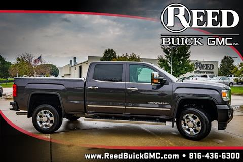 2016 GMC Sierra 3500HD for sale in Kansas City, MO