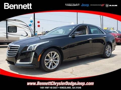 2019 Cadillac CTS for sale in Kingsland, GA