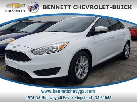 2017 Ford Focus for sale in Kingsland, GA